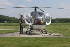 Helicoptervlucht 2021